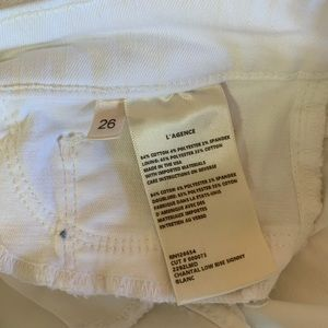 L'AGENCE Jeans - L'agence NWOT Chantel Low Rise Skinny Jeans